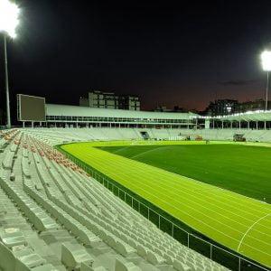 Осветление за стадиони и спортни игрища