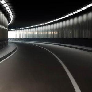 Тунелно осветление